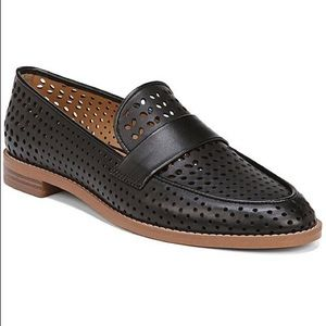 Franco Sarto perforated loafer